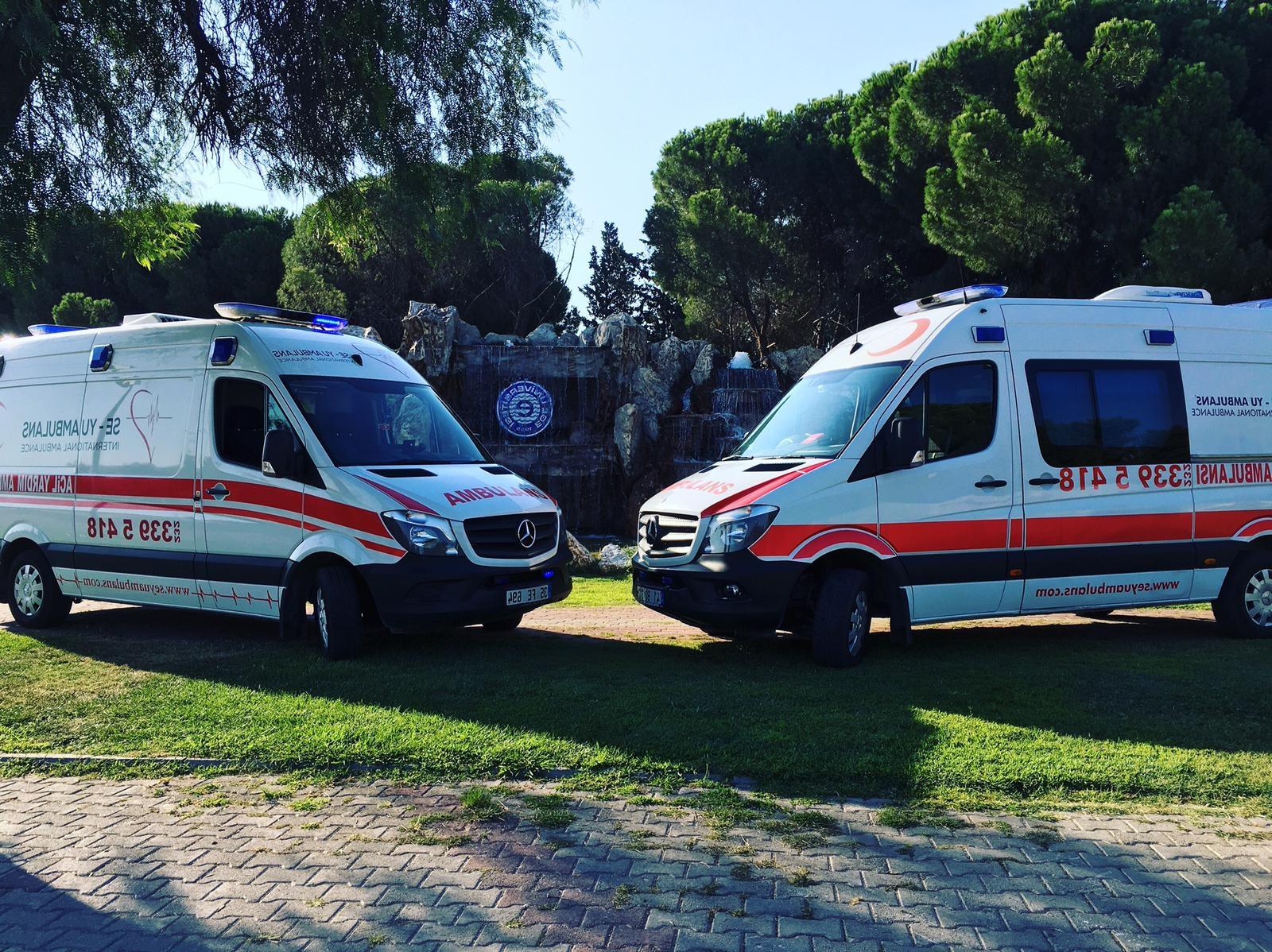 özel ambulans didim