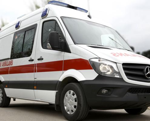 özel ambulans koçarlı